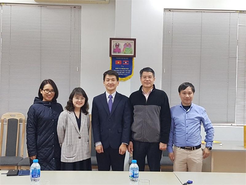 Triển khai Kế hoạch OJT với giáo viên tình nguyện KOICA Vietnam