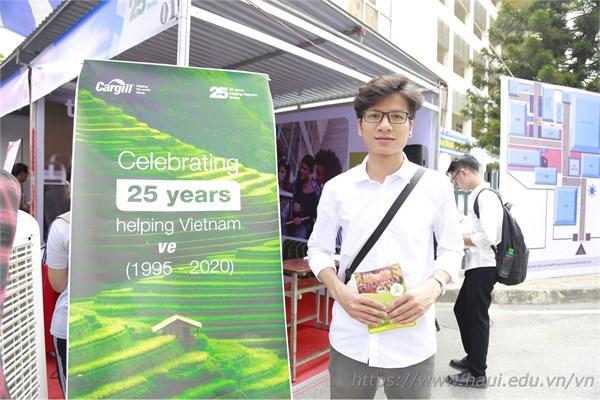 Ngày hội việc làm 2020 tại Đại học Công nghiệp Hà Nội
