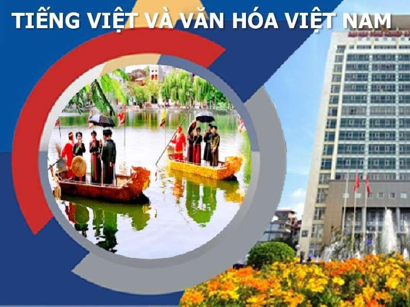 Thông báo tuyển sinh Tiếng Việt và văn hóa Việt Nam (2020)
