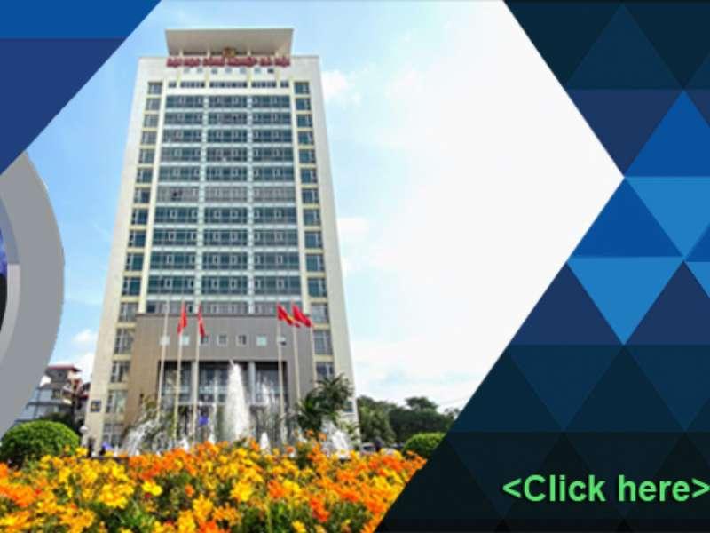Đại học Công nghiệp Hà Nội thông báo Điểm trúng tuyển đại học chính quy 2020