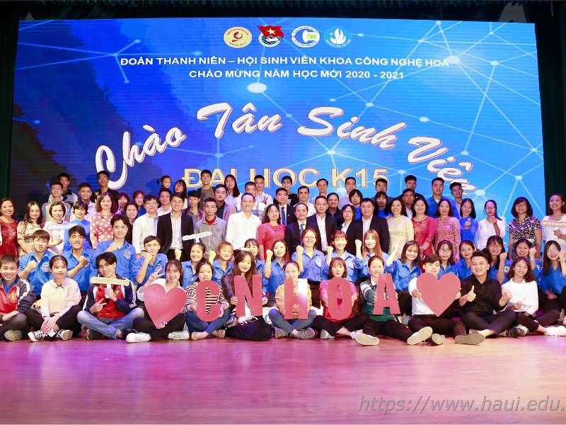 Ngày hội Chào tân Sinh viên 2020